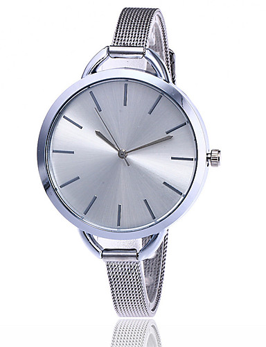 Women's Wrist Watch Japanese Casual Watch Alloy Band Charm / Casual / Fashion Silver / Gold