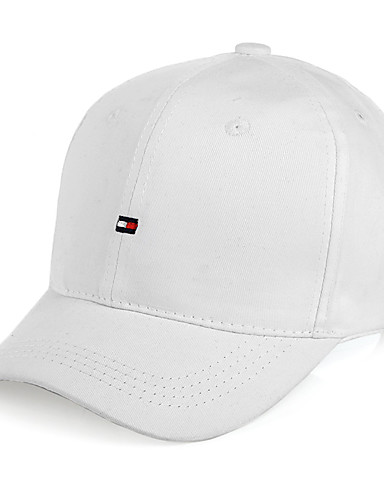 cheap Outdoor Clothing-Hat UV Resistant Breathable Wearable Spring Summer Fall White Black Vivid Pink Unisex Camping / Hiking Fishing Running / Winter / Lightweight Materials