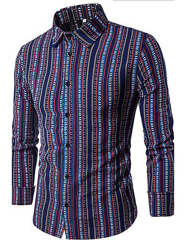 Men's Cotton Shirt - Check