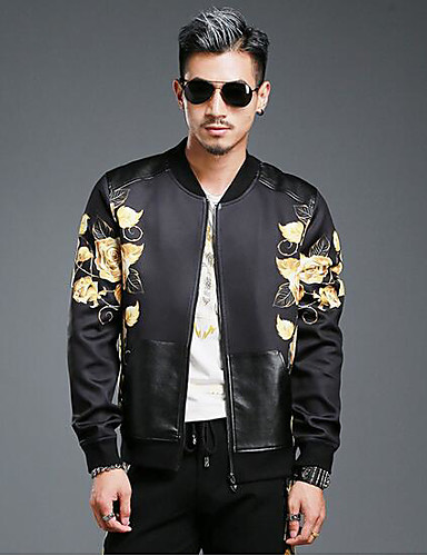 Men's Daily Casual Vintage Fall Winter Jacket