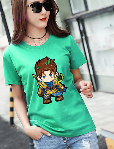 Women's Daily Casual T-shirt