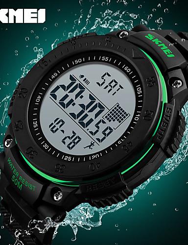 Homens Quartzo Digital Relogio digital Relógio de Pulso Relógio inteligente Relógio Militar Relógio Esportivo Chinês Calendário