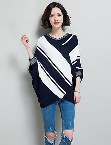 Women's Daily Regular Pullover