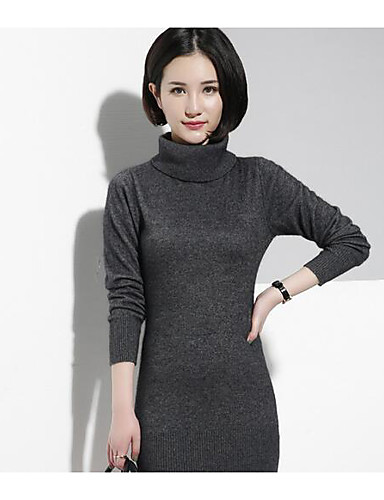 Women's Daily Long Pullover