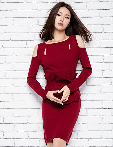 Women's Daily Casual Long Pullover