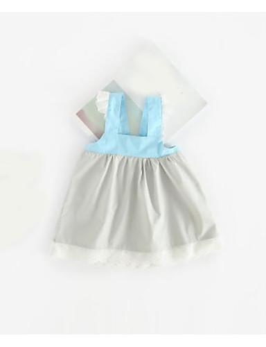 Baby Girl's Weekend Stripe Dress, Cotton Classic & Timeless Blue Blushing Pink 90 100 80 66 73