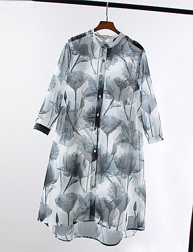 Women's Sports Going out Casual Spring Fall Cloak/Capes