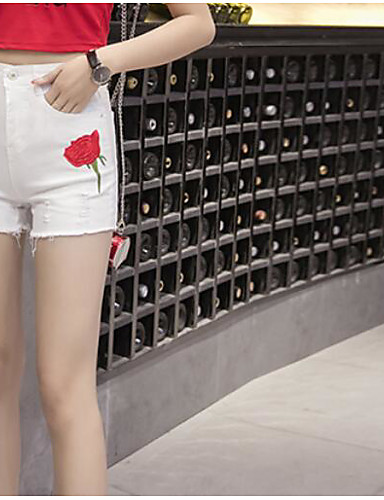 Women's High Waist Inelastic Straight Pants,Simple Straight Solid