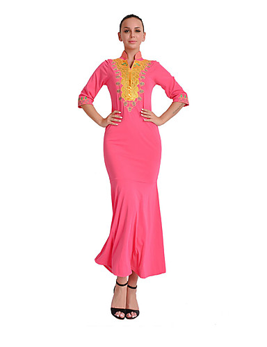 Women's Party Holiday Going out Daily Club Vintage Sexy Boho Sheath Dress