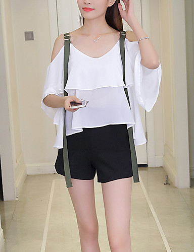 Women's Going out Daily Boho Summer Fall Blouse
