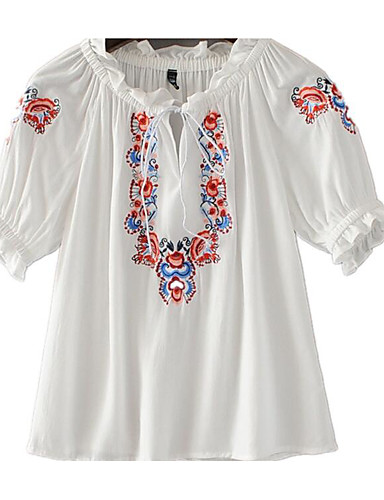 Women's Going out Daily Street chic Shirt