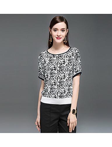 Women's Boho T-shirt Print