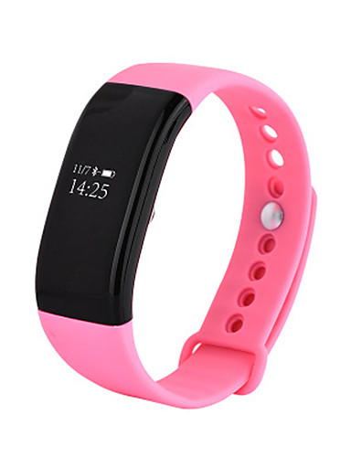 Women's Fashion Watch / Smartwatch Water Resistant / Water Proof / Cool Rubber Band Black / White / Blue