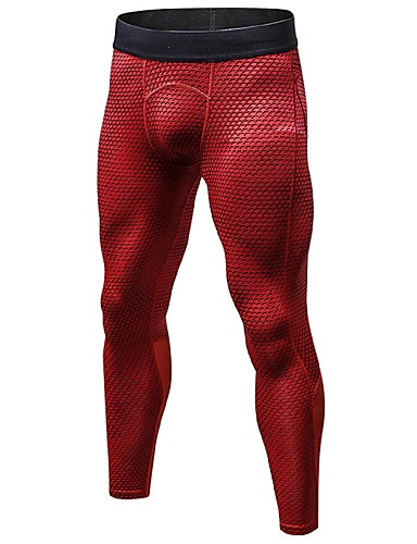 95dcf0cf8a Men's Compression Pants Running Tights Gym Leggings Sports Compression  Clothing Tights Fitness Gym Workout Exercise Activewear Lightweight  Breathable ...