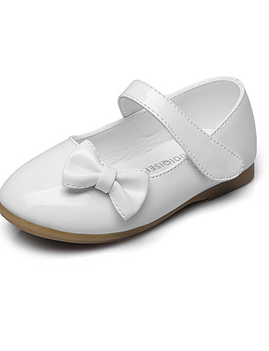 cheap Flower Girl Shoes-Girls' Shoes Leatherette Spring / Fall Comfort /