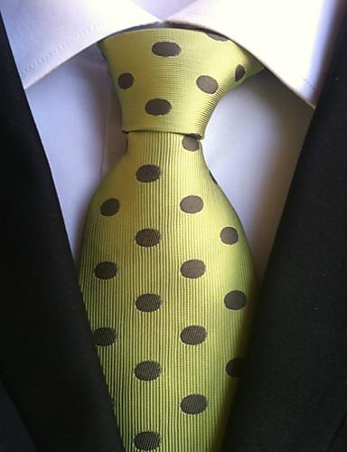 Men's Work / Basic Necktie - Polka Dot