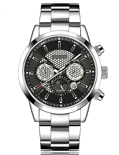 Herrn Kinder Uhrenarmbänder Armbanduhr Mechanische Uhr Einzigartige kreative Uhr Kleideruhr Militäruhr Armband-Uhr Japanisch Quartz