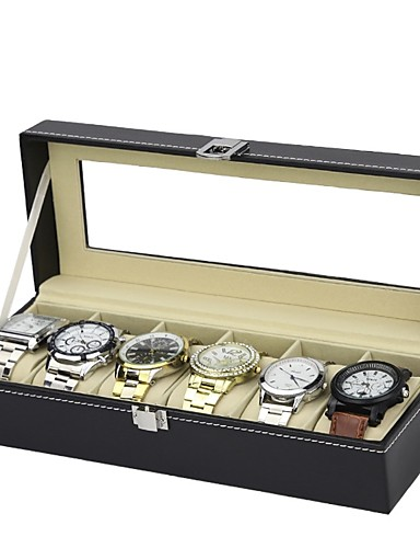 Watch Boxes Leather Watch Accessories 0.75 kg Tools