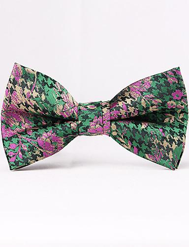 Men's Rayon Bow Tie - Jacquard