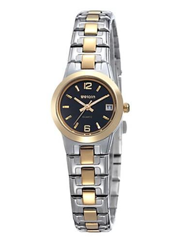 7aedf64b0f20 Mujer Reloj de Vestir Reloj de Moda Reloj Casual Cuarzo Aleación Banda