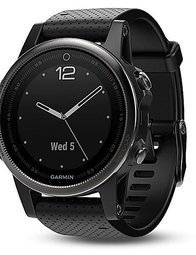 GARMIN® Męskie Damskie Cyfrowe Zegarek na nadgarstek Sportowy Swiss Bluetooth Alarm Kalendarz Wodoszczelny Termometr Krokomierze