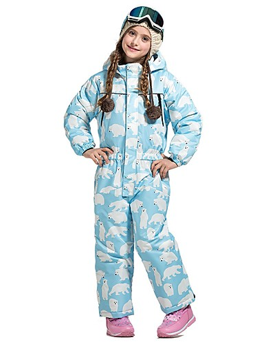 Ski Suit Waterproof Windproof Warm Ski   Snowboard Eco-friendly Polyester Clothing  Suit Ski Wear   Winter c2259ea1e
