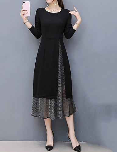 Patchwork, Women\'s Dresses, Search LightInTheBox