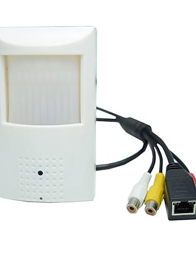 abordables Consumer Electronics Offres Spéciales-hqcam® 1080p wifi vision nocturne soutien tf carte audio premier jour nuit détection de mouvement ir-cut ip caméra