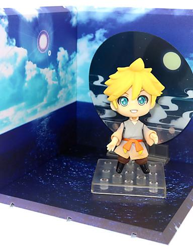 voordelige Cosplay & Kostuums-Anime Action Figures geinspireerd door Cosplay Kagamine Len PVC 15 cm CM Modelspeelgoed Speelgoedpop Allemaal