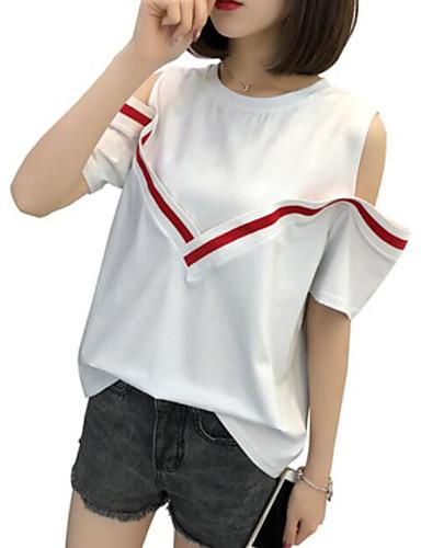 Pentru femei Tricou De Bază - Mată