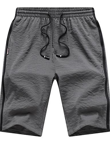 Bărbați Zvelt Pantaloni Scurți Pantaloni Mată