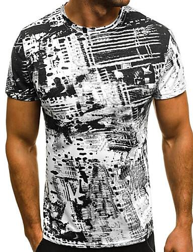 Majica s rukavima Muškarci - Ulični šik / pretjeran Dnevno / Izlasci Color block