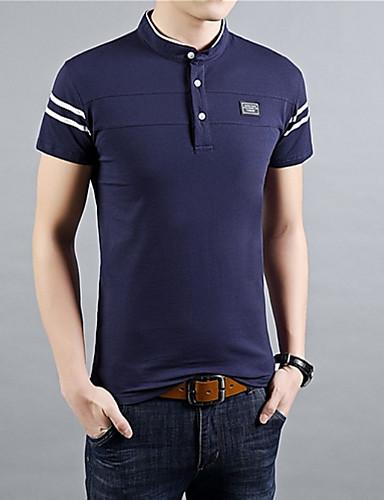 Majica s rukavima Muškarci Izlasci Jednobojni