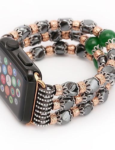 Watch kapela pro Apple Watch Series 4/3/2/1 Apple Design šperků Keramika Poutko na zápěstí