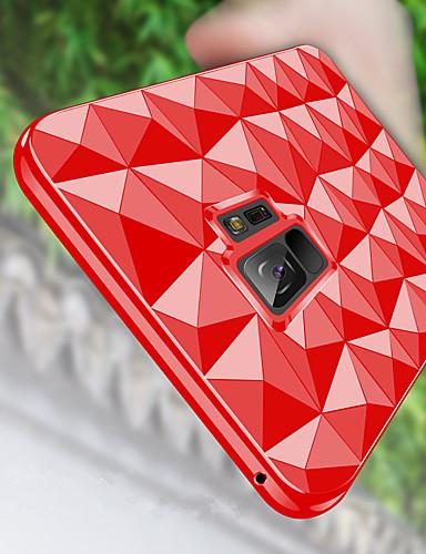 Θήκη Za Samsung Galaxy S9 / S9 Plus / S8 Plus Ultra tanko Stražnja maska Jednobojni Mekano TPU