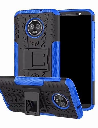 Θήκη Za Motorola Moto G6 Plus sa stalkom Stražnja maska Oklop Tvrdo PC
