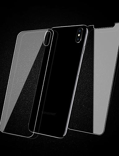 AppleScreen ProtectoriPhone XS Visoka rezolucija (HD) Prednja zaštitna folija 2 kom Kaljeno staklo
