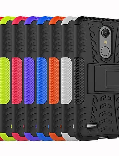 Θήκη Za LG LG V30 / LG V30+ / LG StyLus 3 Otporno na trešnju / sa stalkom Stražnja maska Țiglă / Oklop Tvrdo PC / LG G6