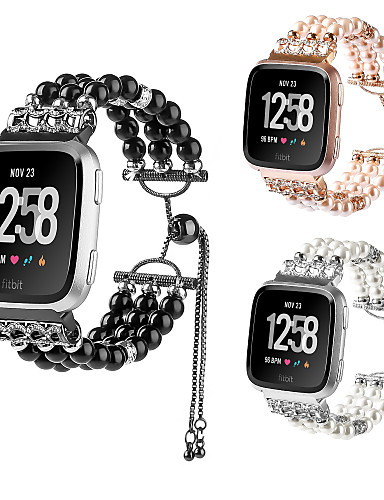 Legura Pogledajte Band Remen za Apple Watch Series 4/3/2/1 Crna / Bijela / Pink 23 cm / 9 inča 2.1cm / 0.83 Palac