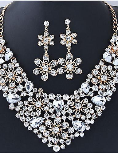 de5e1b1016623 رخيصةأون اكسسوارات نسائية-مجموعات المجوهرات نسائي سبيكة