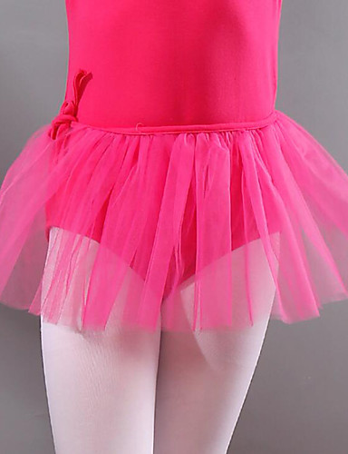 voordelige Shall We®-Kinderdanskleding / Ballet Kleding Onderlichaam Meisjes Opleiding / Prestatie Tule Ruches Natuurlijk Rokken