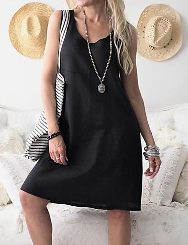 economico Vestiti da donna-Per donna Elegante Linea A Vestito - Collage c9ee864954e