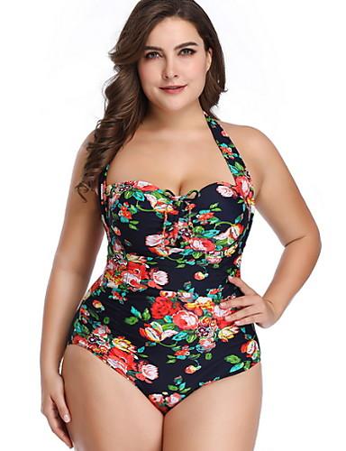32d3b52772881 ملابس سباحة مقاسات كبيرة أونلاين