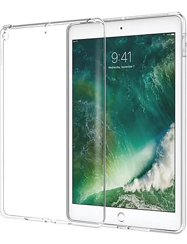 Apple ipad mini 4 ipad mini 5 için ultra-ince arka kapak şeffaf yumuşak tpu ipad mini 3/2/1