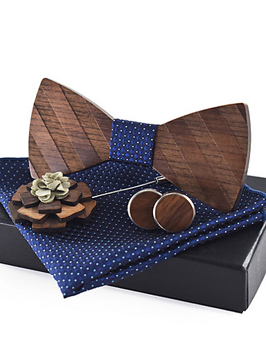 abordables Nœud Pap' & Cravates Essentiels de Bal de Promo-Homme Basique Noeud Papillon Couleur Pleine