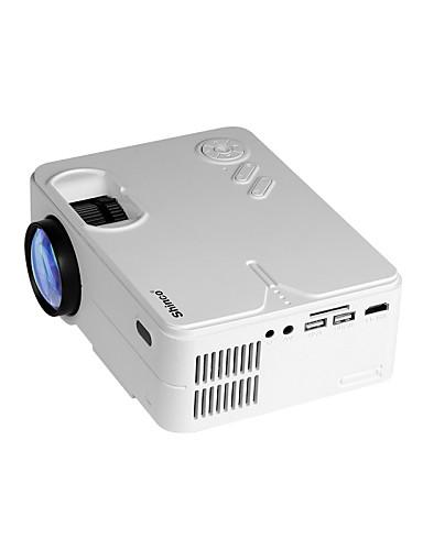 رخيصةأون اكسسوارات الصوت-shinco PD-813 LCD LED جهاز إسقاط 3000 lm الدعم 1080P (1920x1080) 40-120 بوصة / ±15°