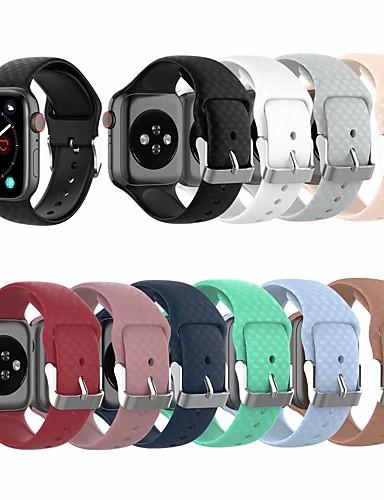 הלהקה smartwatch עבור Apple לצפות סדרה 4/3/2/1 סיליקון ספורט הלהקה iwatch רצועת