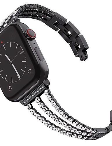 smartwatch עבור סדרת שעונים Apple 4/3/2/1 תפוח מודרני אבזם נירוסטה רצועת היד