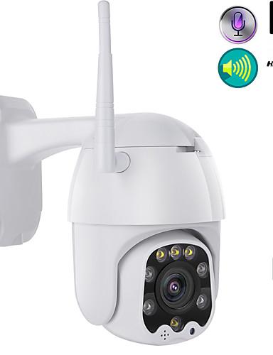 povoljno IP kamere-wifi kamera otvoreni ptz ip kamera h.265x 1080p brzina kupola CCTV sigurnosne kamere ip kamera wifi vanjski 2mp ir home nadzor