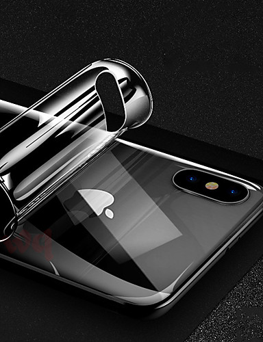 Защитная плёнка для экрана для Apple TPG Hydrogel Защитная пленка для экрана и задней панели Взрывозащищенный
